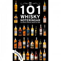 101 Whiskynoteringar du måste göra innan du dör