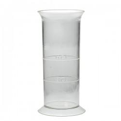 Mätglas 3-6 cl Plast