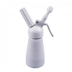 Gräddsifon 0,25 liter Vit
