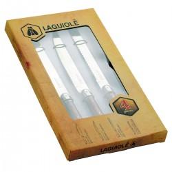 Laguiole Köksknivar med plasthandtag