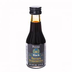 Prestige Rom Black Baccara