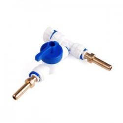 Gas fördelare enkel