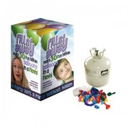 Heliumkit med ballonger