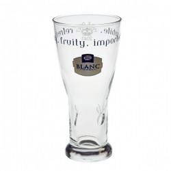 Ölglas Kronenbourg Blanc halvpint