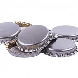 Ölkapsyler Silver 70-pack