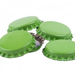 Ölkapsyler Grön 70-pack