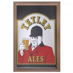 Barspegel Tetley Ales 22x32