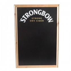 Griffeltavla Strongbow