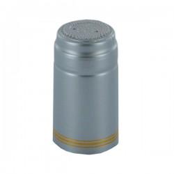 Krympfoliehätta Silver/guld 30-p