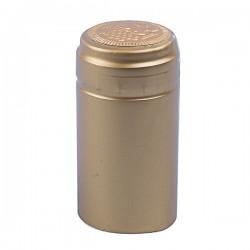 Krympfoliehättor guld 30p