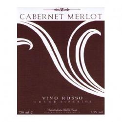 Etikett DOCs Cabernet/Merlot