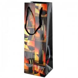 Presentpåse Vin i kvadrat